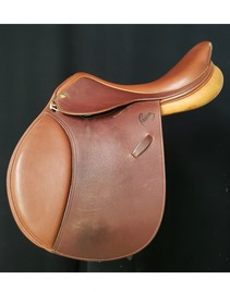 "Pessoa Rodrigo 16.5"" Used Close Contact Saddle"