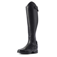 Ariat Women's Nitro Max Tall Riding Boot-Black