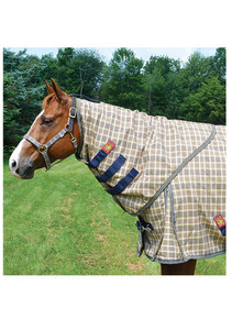 5/A Baker Neck Cover For Turnout Sheet