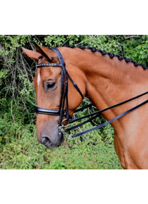 Red Barn Cadence Weymouth Dressage Bridle