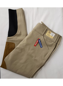 Tailored Sportsman Mid Rise Front Zip 1923 Sock Bottom Trophy Hunter Breeches