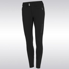Samshield Women's Black Adele Knee Grip Breeches