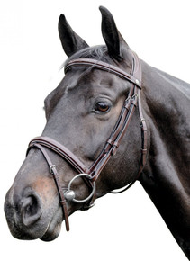 Prestige Fancy Stitch Triple Raised Bridle
