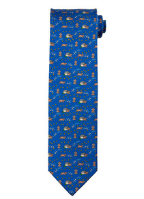 "Essex ""Danny & Ron's Rescue in the Doghouse"" Men's Necktie"