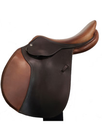 "Beval Artisan 16 1/2"" Used Close Contact Saddle"