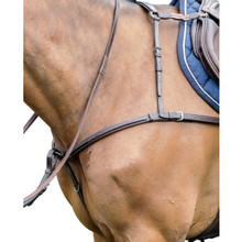 Prestige Collar Breastplate with Elastic