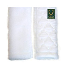 Wilkers Cotton Lined Fleece Girth Cover