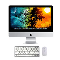"Apple iMac 21.5"" - i5 (Quad), 8GB, 1000GB (1 TB), OS 10.13 High Sierra (Keyboard/Mouse Included)"