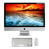 "Apple iMac 27"" - i5 (Quad), 8GB, 1000GB (1 TB), OS 10.13 High Sierra (Keyboard/Mouse Included)"