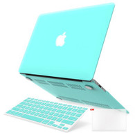 "Macbook Air 13"" Shell/Keyboard Cover Kit (Turquoise)"