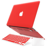 "Macbook Air 13"" Shell/Keyboard Cover Kit (Red)"