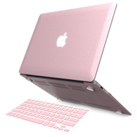 "Macbook Pro 15"" Retina Shell/Keyboard Cover Kit (Rose Gold)"