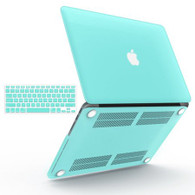 "Macbook Pro 15"" Retina Shell/Keyboard Cover Kit (Turquoise)"