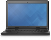 Dell Chromebook XDGJHB - Intel Celeron, 4GB, 16GB SSD, Chrome OS (Black)