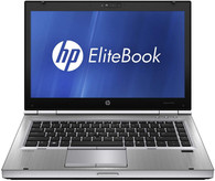 """HP EliteBook 8470P 14"""" - Intel Core i5, 4GB, 128GB Solid State Hard Drive, Windows 10 Pro (64 -Bit)"""