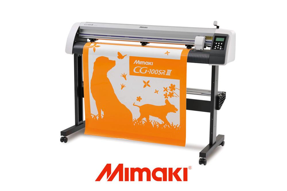 Mimaki CG-100 SRIII Cutting Plotter 49