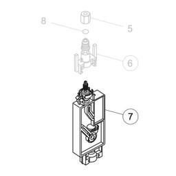 Compression Damper SP for Mimaki JV33/CJV30/JV5 (M006579