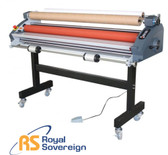 "Royal Sovereign RSC-1401CLTW Cold Laminator 55"" - (Traditional)"