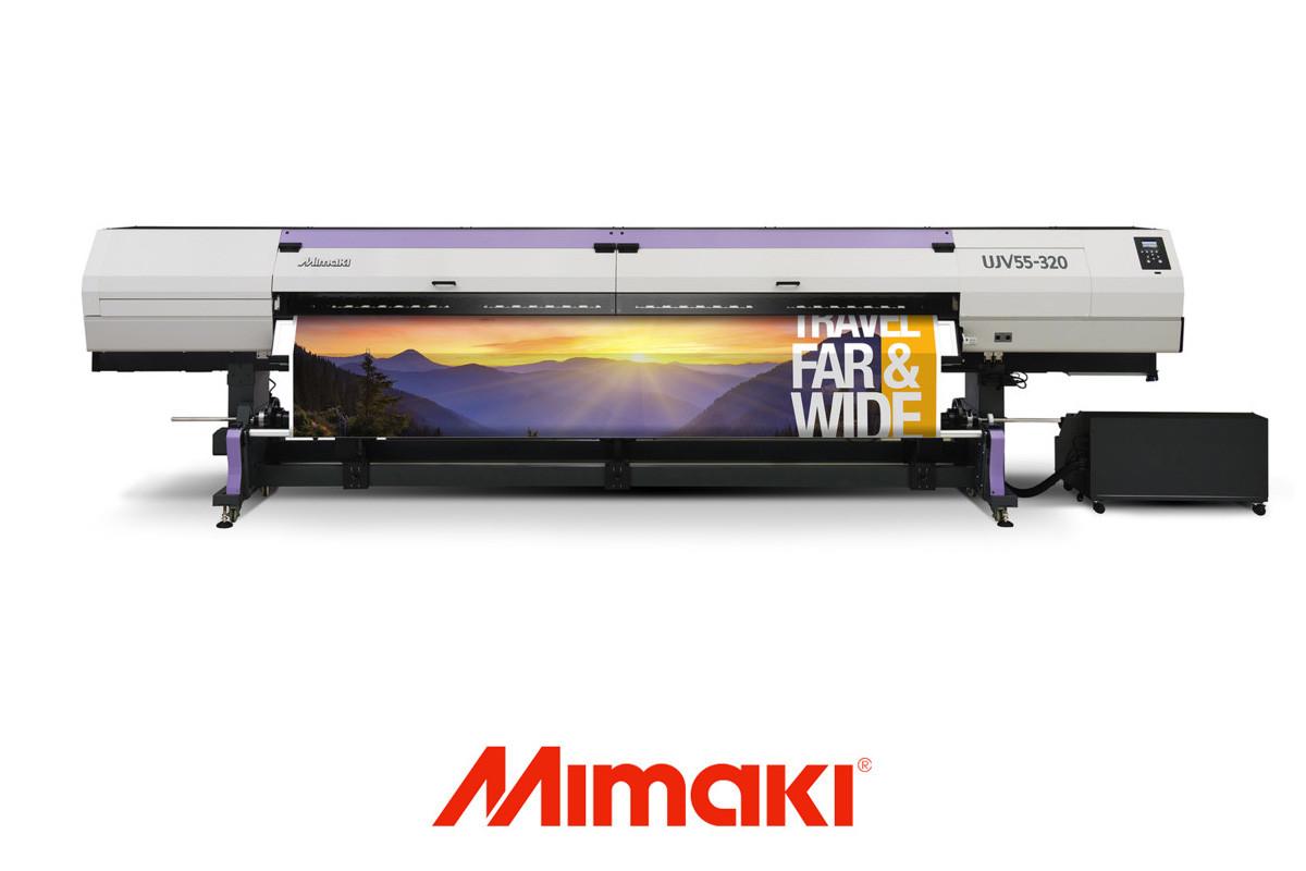 Mimaki UJV55-320 128