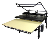 "GeoKnight MaxiPress 44""x64"" Heat Press - Manual"