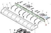 Cart IO PCB Assy (E107936)