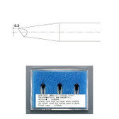 Swivel Blade for PVC Sheet (3 pcs)  (SPB-0001)