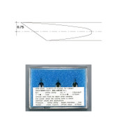 Mimaki Swivel Blade for Rubber (3 PCS)  (SPB-0005)