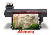 "Mimaki UCJV300-160 UV LED Printer/Cutter (64"" Wide) with  (2) Years of Warranty Coverage"