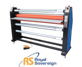 "Royal Sovereign Paramount 65x - 65"" Pneumatic Heat Assist Laminator - (Pneumatic)"