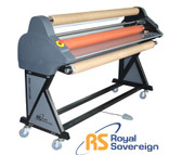 "Royal Sovereign RSC-1651LSH Heat Assist 65"" Laminator - (Traditional)"