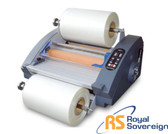 "Royal Sovereign RSH-380SL - 15"" Thermal Table Top Laminator - (Table top)"