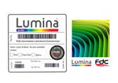"""Lumina 7038 - Intermediate Calendered Overlaminate (4-year, 3.0 Mil) - 54"""""""