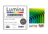 Lumina 7051 Calendered Floor Graphic Overlaminate (Luster only) - 6.0 Mil - 54""