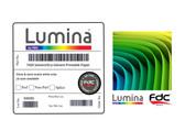 "Lumina 7420 - Paper Print Media  - (Gloss & Semi-Matte - 8.7 Mil) - 54"""