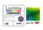 Lumina 7506 - 15oz SuperSmooth Blockout Banner (Matte Finish Only) - 54""