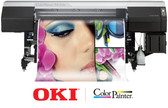 "OkiData ColorPainter M-64s 7-Color, 64"" Printer with SX Inks"