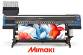 "Mimaki TS55-1800 Sublimation Transfer Printer - (76.8"" Media) - (2) Years of Warranty Coverage!"