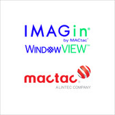 Mactac IMAGin Window View Perforated One Way Visibility Film