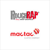 Mactac IMAGin Rough Rap - Wall Wrap Graphic Film for Rough Surfaces