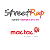 Macatc StreetRap Concrete Graphic Media