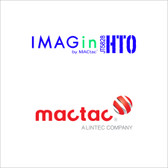 Mactac IMAGin JT5828HTO Intermediate Print Vinyl - (Carpet Graphics)