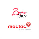 Mactac IMAGin® B-free® v2 GRUV™ Vehicle Wrap Film