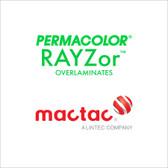 Mactac PermaColor Rayzor Cast Overlaminating Films