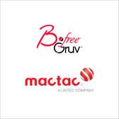 """Mactac IMAGin® B-free® GRUV™ Intermediate Print Films (54""""x150ft Roll)"""