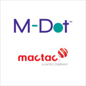 Mactac IMAGin® M-Dot Semi-Sphere Dot Structured Print Vinyl