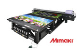 Mimaki JFX200-2531 Printer 98″ x 122″ – Wide Format UV Curable Flatbed Printer