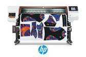 "HP Stitch S300 64"" wide Dye-Sublimation Printer"