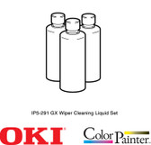 OKI GX Wiper Cleaning Liquid Set for W64s (IP5-291)