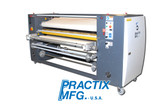 "Practix OK-10 Rotary Sublimation Press (48"" - 66"" - Roll-to-Roll)"