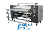 "OK-10CP Rotary Sublimation Press (48"" - 66"" - Cut-Parts-Model)"